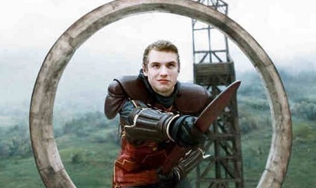 Freddie Stroma in the series of Game of thrones