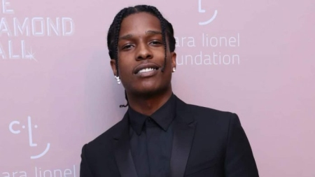ASAP Rocky Girlfriend