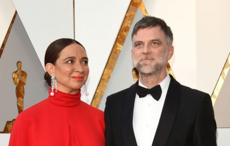 Maya Rudolph and Paul Anderson began dating in 2001