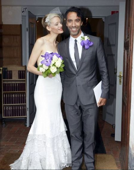Carlos Leon and Betina Holte are ready to be united as husband and wife
