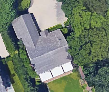 Brian De Palma's former house in East Hampton, New York