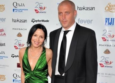 Andrea Corr and Brett Desmond Married Life Since 2009