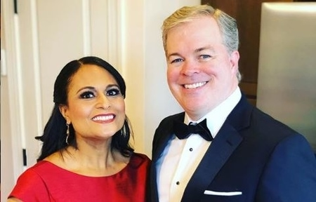 Kristen Welker  and John Hughes Married Life