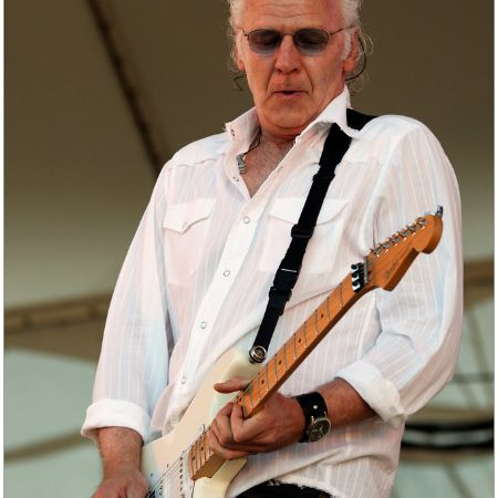 Loverboy lead guitarist, Paul Dean.