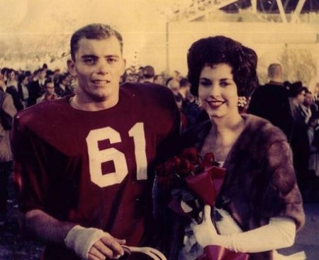jerry Jones and Eugenia met at the University of Arkansas