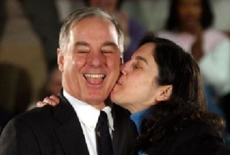 Howard Dean and Judith has a decent lifestyle