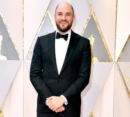 Jordan Horowitz arrived at the 89th Annual Academy Awards