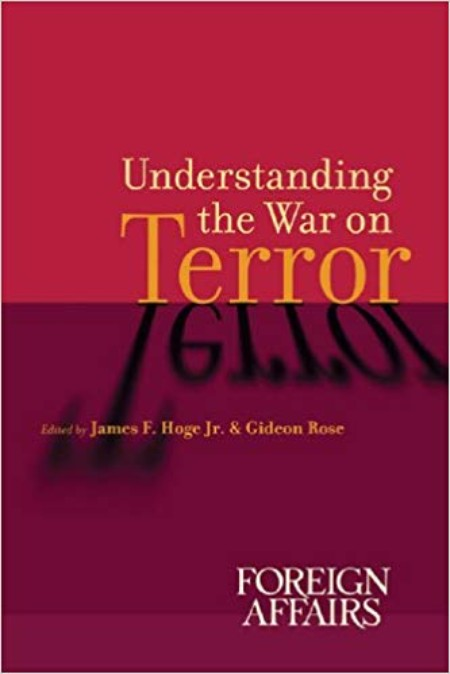 The cover of Understanding the War on Terror