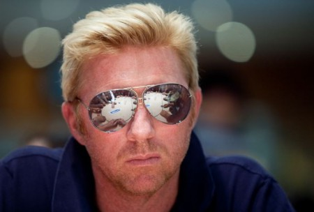 Boris Becker has a net worth of $10 million