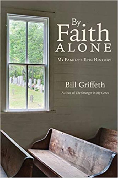 The cover of By Faith Alone: My Family's Epic History