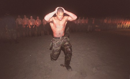 David Goggins is training for the Navy Seal