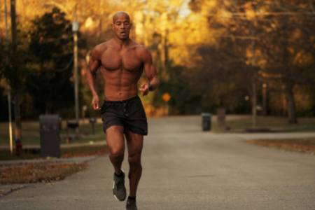 Photo of David Goggins