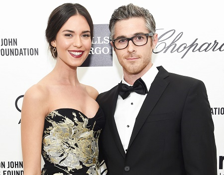 Odette is married to Dave Annable