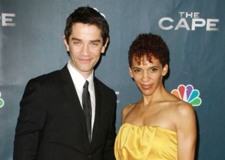 The American actor James Frain is married to Marta Cunningham since July 11, 2004.