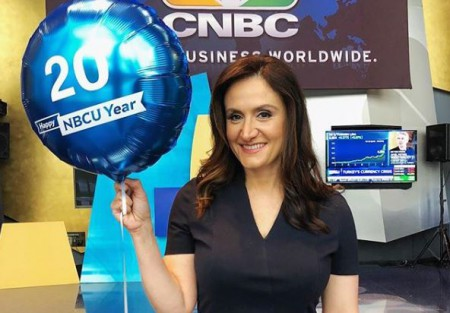 Michelle is a longtime employee of CNBC