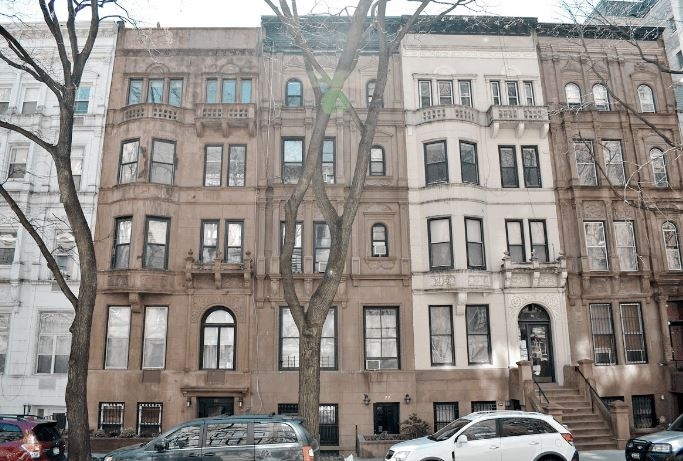 Invictus Property Advisor's recent sale of 22 West 90th Street on the Upper West Side.