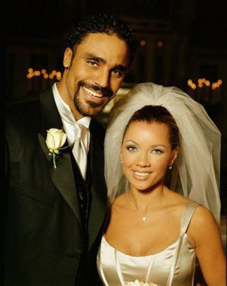 Ramon Hervey's former wife, Vanessa and Rick Fox's marriage