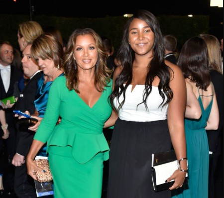 Rick and Vanessa L. Williams' daughter, Sasha Fox