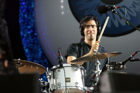 Drummer Brian Chase plays for the rock band, Yeah Yeah Yeah Yeahs
