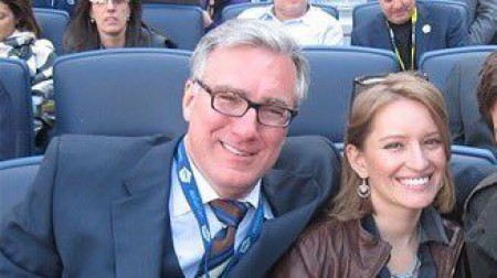 Keith Olbermann and Katy Tur had an affair from 2006 to 2009