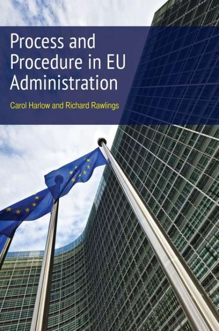 The cover of Process and Procedure in EU Administration