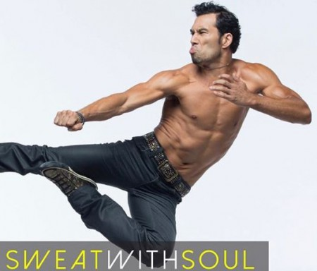 Brett Hoebel is the founder of Sweat with Soul