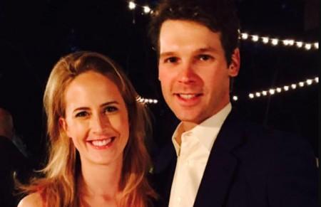 Freelance Journalist, Olivia Sterns & Husband, Tom Walton