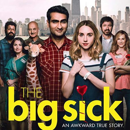 The Big Sick written by Kumail and Emily