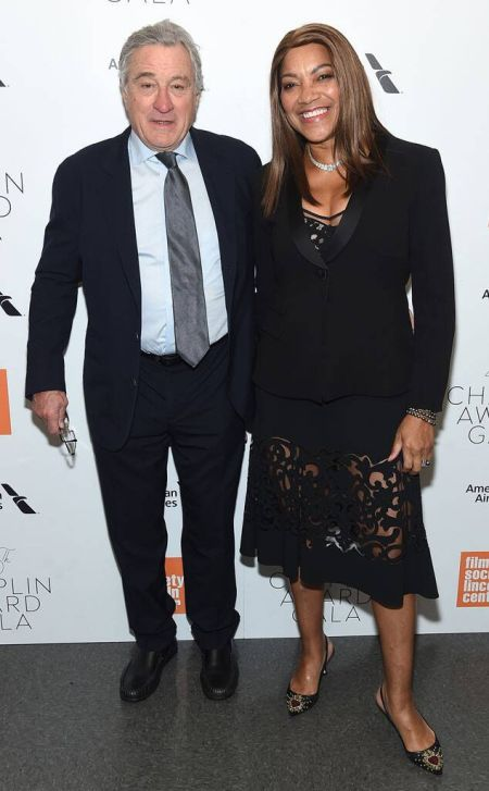 Robert De Niro and his wife, Grace Hightower
