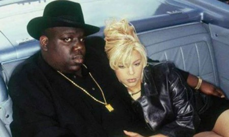 Faith Evans was first maried to The Notorious B.I.G