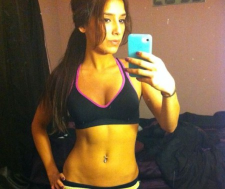 Melissa Soria is a fitness enthusiast