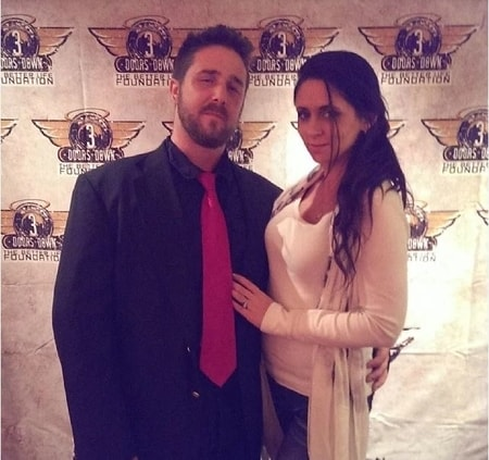 Stephanie Hayden and Kris Ford attending The Better Life Foundation event