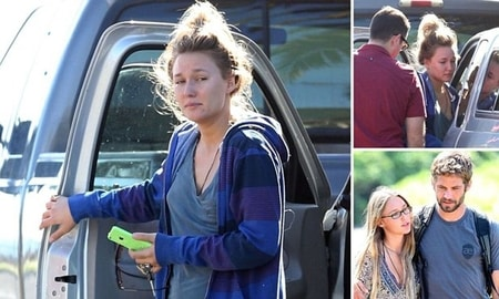 Jasmine Pilchard-Gosnell crying while being accompanied by a male friend upon Paul Walker's death