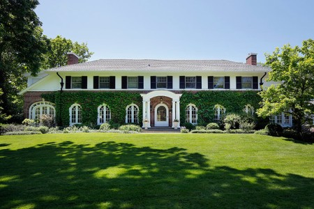 Amy Heckerling's ex-partner, Harold Ramis' lavish mansion