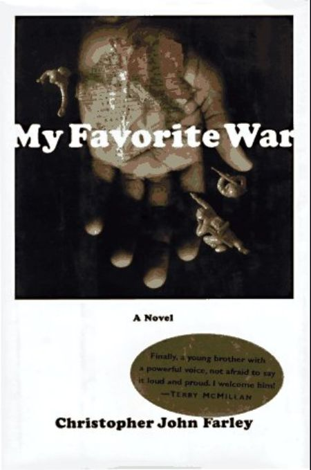The cover of My Favorite War