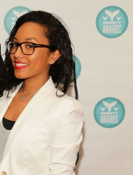Assistant Adjunct Professor, Sabriya Stukes at the 6th Annual Shorty Awards