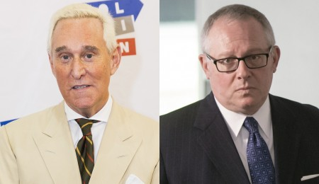 Michael Caputo and Roger Stone were targeted for damaging information about Hillary Clinton