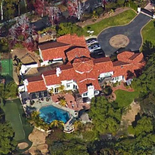 Aaron's Lavish Mansion at Del Mar