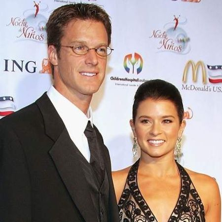 Danica and Paul attending award function together