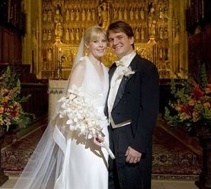 Emiley Zalesky and Keith Lockhart share wedding vibes