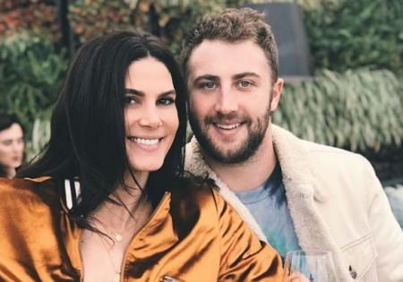Jordan McGraw and his girlfriend, Ragan Wallake