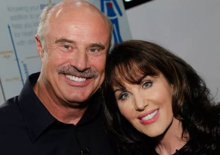 Phil McGraw and his wife, Robin