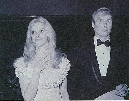 Late Sondra Locke and her former spouse Gordon Anderson Sondra and her ex-husband.