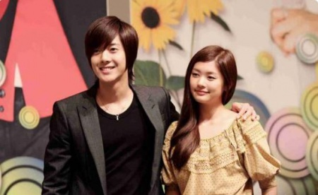 Jung So min and Kim Hyun joong Relationship