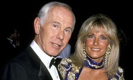 Alexis Maas, Johnny Carson's wife. Married Life and Status