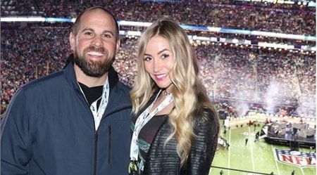 Dorenbos Married Annalise Dale 2017 to Present. Their Married Life