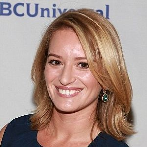 Katy Tur posing for a picture