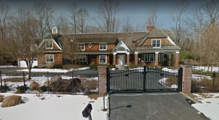 Jessica and Carlos Beltran bought a house in Sands Point, New York