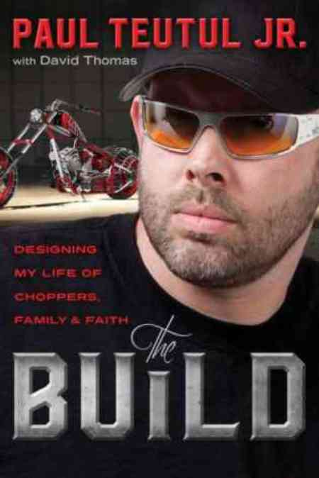 Frame of The Build: Designing My Life of Choppers, Family, and Faith