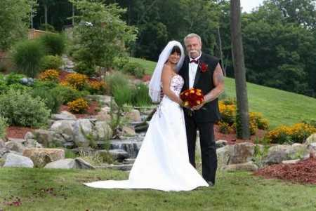 Beth Ann Santos and Paul Teutul Sr. tied their knot in an intimate ceremony